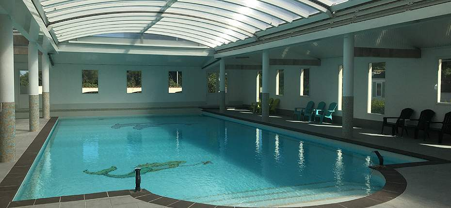 Camping piscine couverte ile d 39 ol ron camping oleron for Camping royan piscine couverte